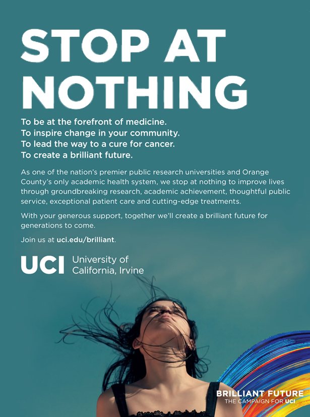 Brilliant Future: The Campaign for UCI